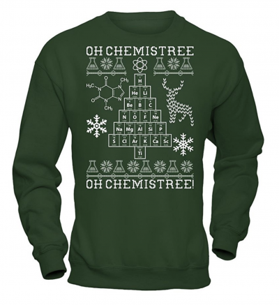 Chemistree Ugly Sweater