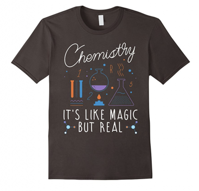 Chemistry Magic Shirt